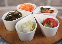Ассорти корейских салатов