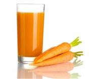 Морковный  свежевыжатый сок  0,5 л