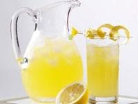 Натуральный морс 1 л (лимон)